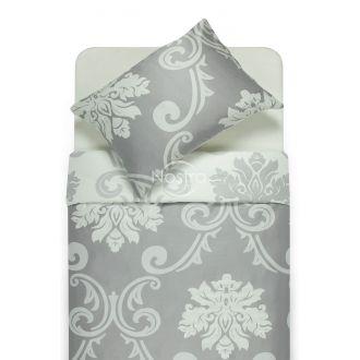Постельное белье из Mako Сатина CHRISTINA 40-1047/40-1047-WHITE