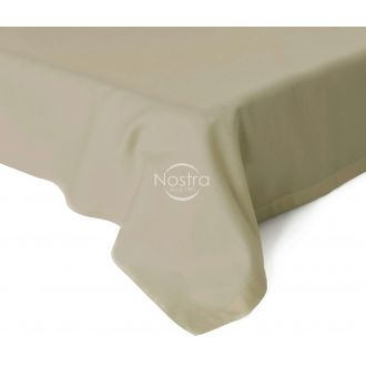Атласные простыни без резинки 00-0277-TAUPE