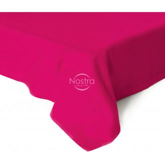 Flat sateen sheets 00-0152-FUCHSIA