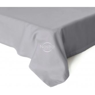 Flat sateen sheets 00-0251-L.GREY