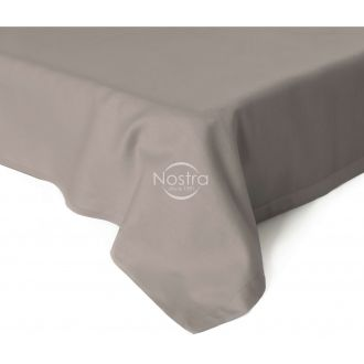 Flat sateen sheets 00-0223-SILVER GREY
