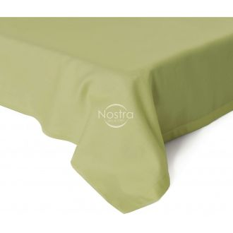 Flat sateen sheets 00-0188-PALE OLIVE