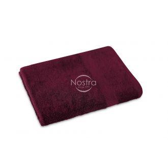 Towels 550 g/m2 550-BURGUNDY