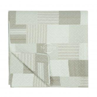 Bedspread SIESTA L0031-BEIGE/BROWN