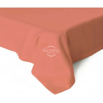 Flat sateen sheets 00-0268-CORAL
