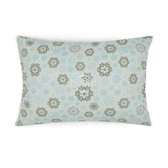 Flanelės pagalvės užvalkalas su užtrauktukais 40-1046-L.BLUE