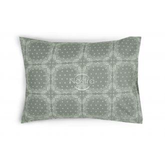 Flanelės pagalvės užvalkalas su užtrauktukais 40-1045-GREY