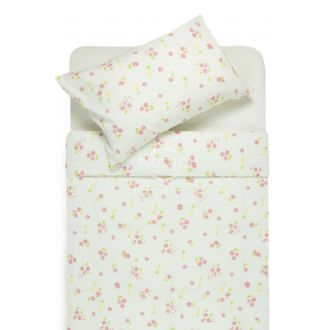 Seersucker bedding set EVELINA 20-0498-PINK