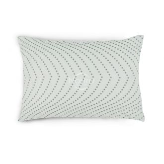 Flannel pillow cases with zipper 30-0508-WHITE