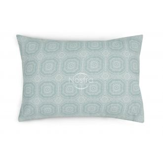 Flannel pillow cases with zipper 40-1044-FOREVER BLUE