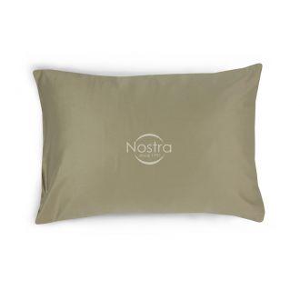 Dažyto satino pagalvės užvalkalas 00-0277-TAUPE