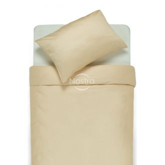Постельное бельё из сатина ADRINA 00-0060-0 BEIGE MON