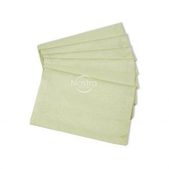 Jacquard sateen napkins, 6 pcs 80-0004-IVORY
