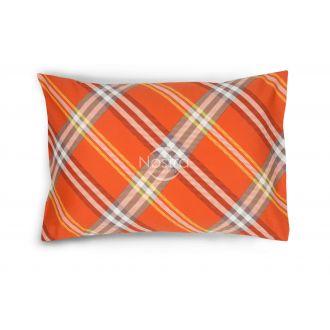 Satino pagalvės užvalkalas 30-0419-ORANGE