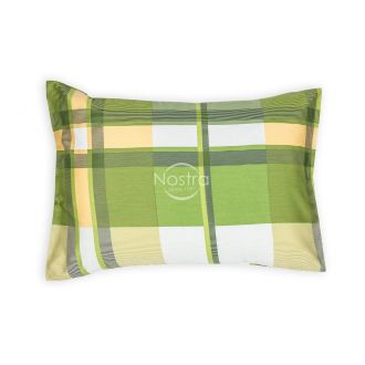 Satino pagalvės užvalkalas 30-0402-PALE OLIVE