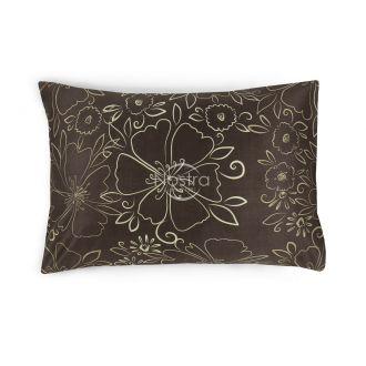 Satino pagalvės užvalkalas 20-1446-CACAO