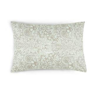 Satino pagalvės užvalkalas 40-0883-SILVER GREY