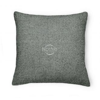 Decorative pillow case 80-3065-GREY