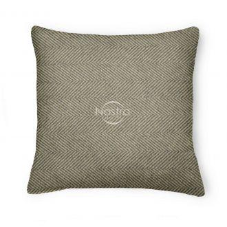 Dekoratyvinis pagalvės užvalkalas 80-3065-LIGHT BROWN