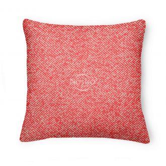 Dekoratyvinis pagalvės užvalkalas 80-3065-RED