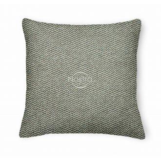 Dekoratyvinis pagalvės užvalkalas 80-3094-DARK BROWN