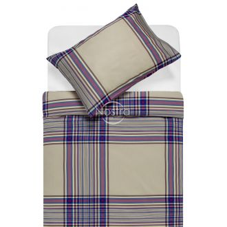 Sateen bedding set ADINE 30-0417-BEIGE