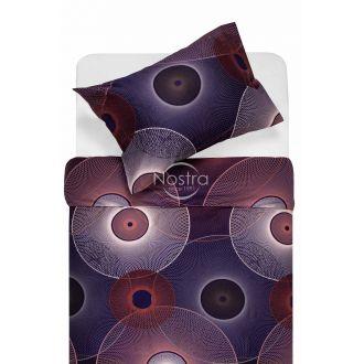 Постельное бельё из сатина ADELITA 30-0285-PURPLE