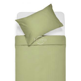 Постельное бельё из сатина ADELA 00-0188-PALE OLIVE