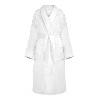 Bathrobe VELOUR-420 420 BATHROBE-OPT.WHITE