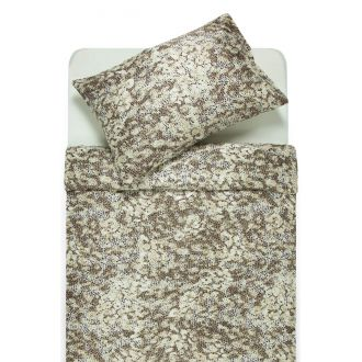 Sateen bedding set ADELPHA 40-0886-CACAO