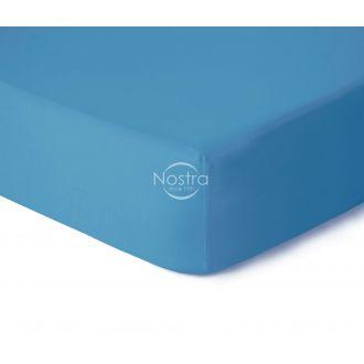 Trikotažinės paklodės su guma JERSEYBTL-ETHERAL BLUE