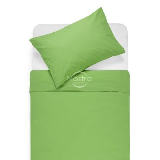 Cotton bedding set DOTTY 00-0002-L.GREEN