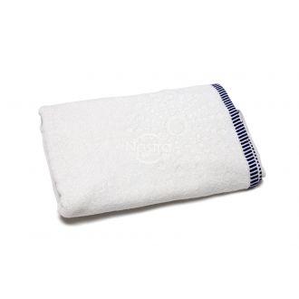 Žakardiniai rankšluosčiai 500j T0006-WHITE