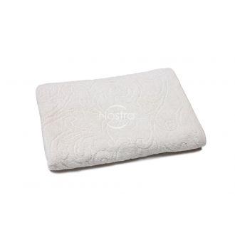 Žakardiniai rankšluosčiai 500j T0009-WHITE