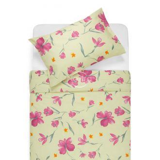 Cotton bedding set DESTINY 20-1502-PINK