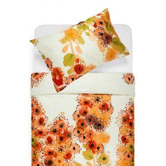 Sateen bedding set ADA 20-0072-ORANGE