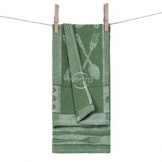 Кухонное полотенце WAFEL-240 T0018-GREEN