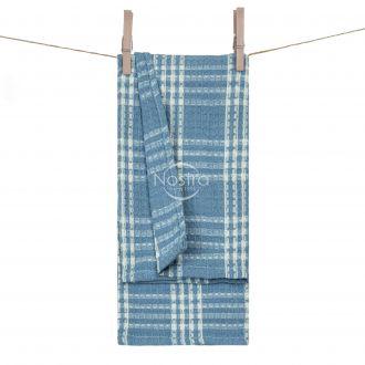 Кухонное полотенце WAFEL-240 T0101-BLUE