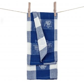 Virtuvinis rankšluostis WAFEL-240 T0103-ROYAL BLUE