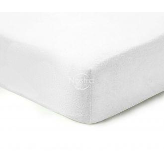 Махровые простыни на резинке TERRYBTL-OPT.WHITE