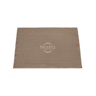 Bath mat 650 650-T0033-L.BROWN