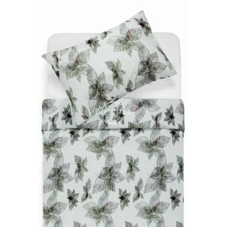 Cotton bedding set DUSTY 20-0405-GREY