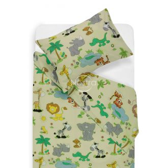 Children bedding set AFRICA 10-0083-BEIGE
