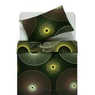 Постельное бельё из сатина ADELITA 30-0285-GREEN