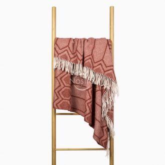 Woolen plaid MERINO-300 80-3232-TERRA
