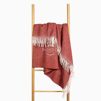 Woolen plaid MERINO-300 80-3042-TERRA