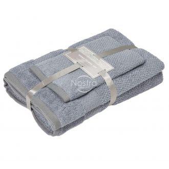 3-х предм. набор полотенец T0106 T0106-GREY 70
