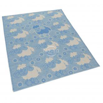 Детское одеяло SPRING 80-1022-LIGHT BLUE