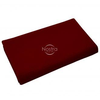 Полотенца WAFEL-270 00-0023-WINE RED