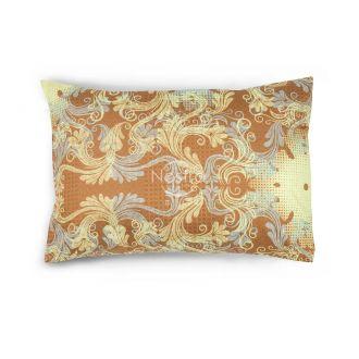 Mako satino pagalvės užvalkalas 40-0631-YELLOW